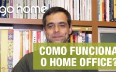 Como funciona o home office?
